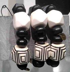 (6) Twitternuovi arrivi  collane e bracciali in legno