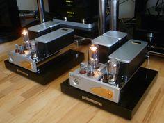 Voxativ 845 Mono Block Amplifiers 16'000.00€