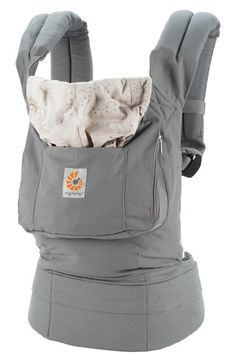 ErgoBaby is the best baby carrier ever. On sale for only $79.90 - lowest price anywhere! http://rstyle.me/n/mpvhvnyg6 #bigbabybasketsweeps