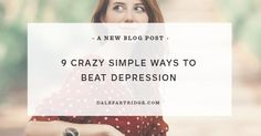 9 Crazy Simple Ways to Beat Depression --- Have you ever been surprised to find that a simple activity drastically lifted your mood? Sometimes it's the prodding of a good friend that gets you out of your pajamas. Just In Case, Just For You, Beating Depression, Depression Quotes, How To Wake Up Early, Coping Skills, Happy Thoughts, Self Improvement, Self Help