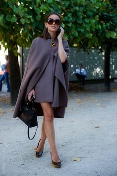 Tres Chic Look.......