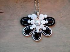 Image result for soutache necklaces