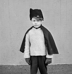 Batman, Myllypuro, Helsinki, Finland, by Ismo Hölttö. Ray Bradbury, Welcome To Reality, Monochrome Photography, City Art, Black And White Pictures, Helsinki, Make Me Smile, Batman, Winter Hats