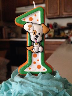 3 inch tall guppy birthday candle - any number or character! by SweetPeaCandles on Etsy https://www.etsy.com/listing/158489146/3-inch-tall-guppy-birthday-candle-any