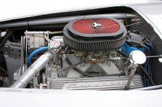 1952 Glasspar Roadster - eng