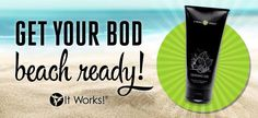 If you want to get your beach body for this summer contact me! Visit www.brandiross.myitworks.com and all of the products are there.