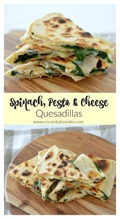 Tasty Vegetarian Recipes, Vegetarian Options, Mexican Food Recipes, Easy Tasty Recipes, Recipes With Pesto, Good Recipes, Healthy Summer Recipes, Vegetarian Dinners, Food Porn