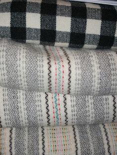 Antique Welsh Blankets