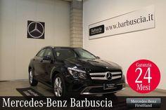 Mercedes-Benz Classe GLA 200d Aut. 4Matic Sport Garanzia #Firsthand 24 Mesi ALIMENTAZIONE diesel IMMATRICOLAZIONE 11/2015 CILINDRATA 2143 cc KM 28.631 Scopri maggiori dettagli  http://bit.ly/2GtO0R2  VISIBILE PRESSO LA SEDE DI PESCARA