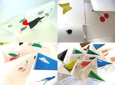 Katsumi Komagata, Little eyes Nº 6. What color? (learning for children)