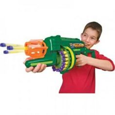 Nerf rapidstrike cs 18 dart firing toy gun automatic for Nerf motorized rapid fire blasting