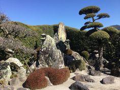 知覧 武家屋敷 借景 枯山水 庭園 garden,samurai house,tiran,kagoshima,japan