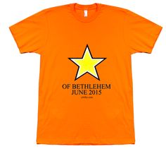 Star of Bethlehem T Shirt Star Of Bethlehem, Christian, T Shirts For Women, Stars, Mens Tops, Fashion, Moda, Fashion Styles, Christians