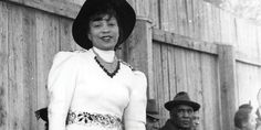 """Zora Neale Hurston""""Hurston spent her last decade as a freelance writer for magazines and newspapers. Her autobiography reported that she worked in a library in Cape Canaveral, Florida; although new evidence indicates she worked at the Pan Am Technical Library at Patrick Air Force Base in 1957, just prior to moving to Fort Pierce."""" (via Zora Neale Hurston - Wikipedia, the free encyclopedia)    Can I just say YES."""