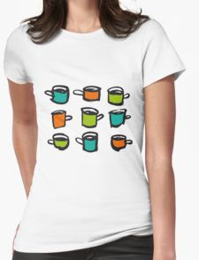 I love to drink many cups T-Shirt