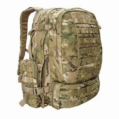 Military Luggage Company - Condor 3 Day Assault Pack - Multicam