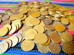 Guatemalan Coins