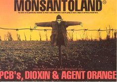 Well this is bad news for Monsanto and very good news for anyone who cares about their health.  Monsanto makes tremendous profits by not only engineering (and placing patents on) seeds for food but also for developing pesticides like Roundup.