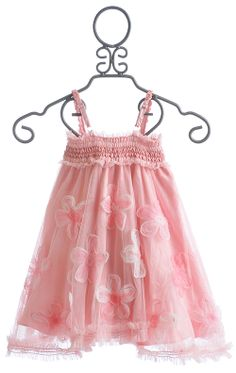 Luna Luna Copenhagen Pink Fleur Little Girls Dress