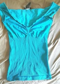 Buy my item on #vinted http://www.vinted.com/womens-clothing/sleeveless-and-tank-tops/16329032-sexy-body-conscious-bebe-shirt