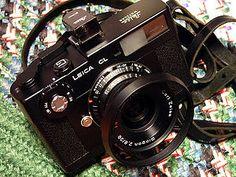 Leica CL #camera