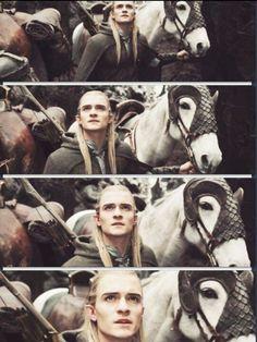 Legolas. Sensing.