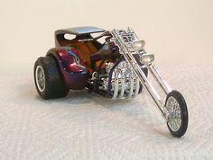 plastic model trike   MPCs Tiki Trike - Scale Auto Magazine - For building plastic