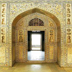 Inside the Agra-Fort-Complex, Agra, Uttar Pradesh, India