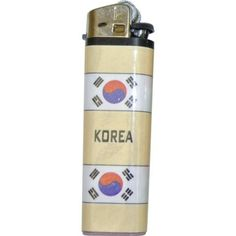 Korea Flag Lighters *** Visit the image link more details. (This is an affiliate link) Stove Accessories, Outdoor Gadgets, Lighter, Image Link, Korea, Flag, Outdoors, Camping, Sports