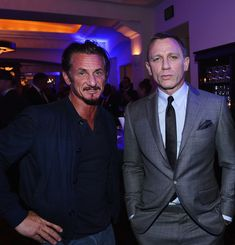 Daniel Craig Photos: 2nd Annual Sean Penn And Friends Help Haiti Home Gala Benefiting J/P HRO Presented By Giorgio Armani - Inside
