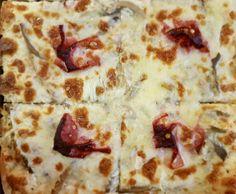 Pizza Gourmet de Setas