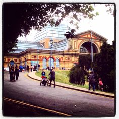 Ally pally, london  Pic by me