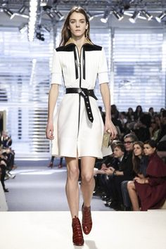 Louis Vuitton Ready To Wear Fall Winter 2014 Paris - NOWFASHION
