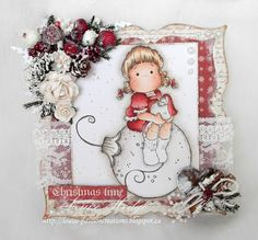 Passion Creations: Christmas in July at Simply Magnolia