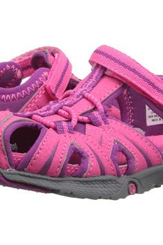 Merrell Kids Hydro Junior (Toddler) (Pink) Girls Shoes - Merrell Kids, Hydro Junior (Toddler), MT55689-650, Footwear Open Athletic, Athletic, Open Footwear, Footwear, Shoes, Gift, - Street Fashion And Style Ideas