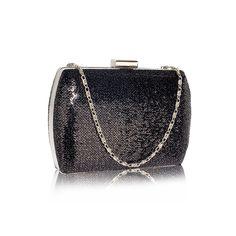 Poșetă de seară clutch cu paiete negre argintii Plus Size Fashion, Fashion Shoes, Shoulder Bag, Clutch Bags, Womens Fashion, Plus Size Clothing, Shoulder Bags, Women's Fashion, Woman Fashion