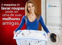 Familia.com.br | O que #saber antes de #comprar uma #maquina de lavar #roupas. #Lar