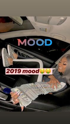 Pin by Shar Sade on Mood Mo Money, How To Get Money, Earn Money, Money On My Mind, Money Stacks, Gangster Girl, Manicure Y Pedicure, Bad Girl Aesthetic, Mood Quotes