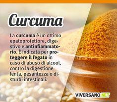Proprietà Curcuma