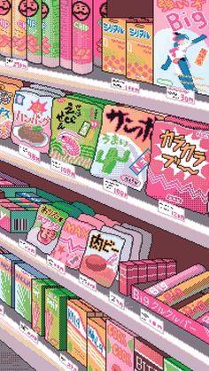 Soft Wallpaper, Anime Scenery Wallpaper, Aesthetic Pastel Wallpaper, Cute Anime Wallpaper, Cute Wallpaper Backgrounds, Wallpaper Iphone Cute, Cute Cartoon Wallpapers, Aesthetic Wallpapers, Cute Food Drawings