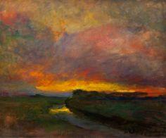 "John Torina ""Path of the Sun"" David Lusk Gallery"