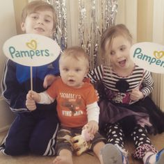 We had so much fun hosting a #PampersFirsts Viewing Party!  Have you checked out Pampers Swaddlers?  #ad Check blog to learn more!