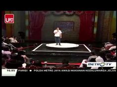 Denny Gitong ~ Stand Up Comedy Terbaru 2015 Metro TV FULL