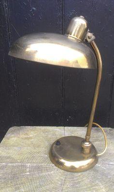 Adjustable Brass Desk Lamp - £115 — in | da | cottage