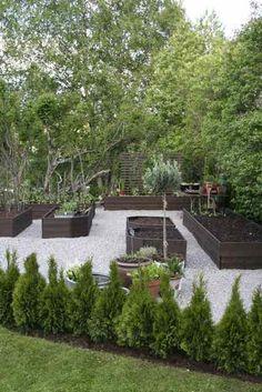 Trädgårdsflow