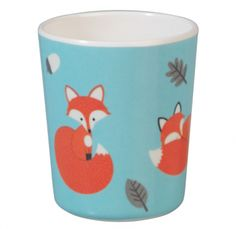 Beker 'Rusty The Fox'