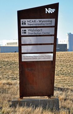 Custom commercial signs for businesses and organizations from DaVinci Sign Systems of Northern Colorado. Pylon Signage, Monument Signage, Wayfinding Signage, Signage Display, Signage Design, Lanscape Design, Donor Wall, Commercial Signs, Office Signage