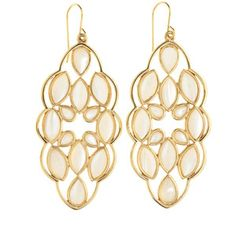 ASHA BY ADM Isis Lace Earrings