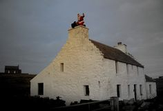 Merry Christmas Fair Isle! Auld Haa Guesthouse