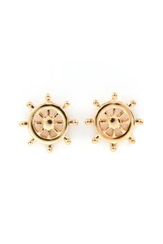 Nautical Stud Earrings